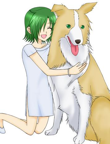子アレルヤとロック犬