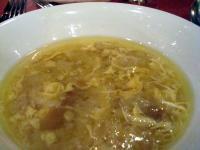 ニンニクと卵のスープ