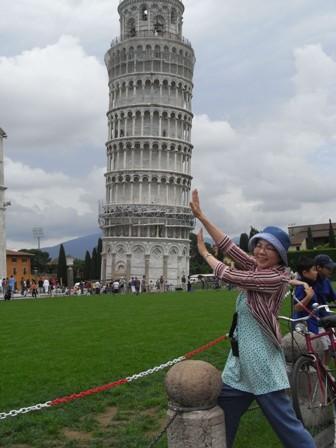 ピサの斜塔3