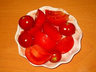 トマト収穫2H20.6.10