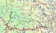 小川山へのルート図