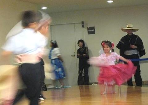 ペルー踊り 252