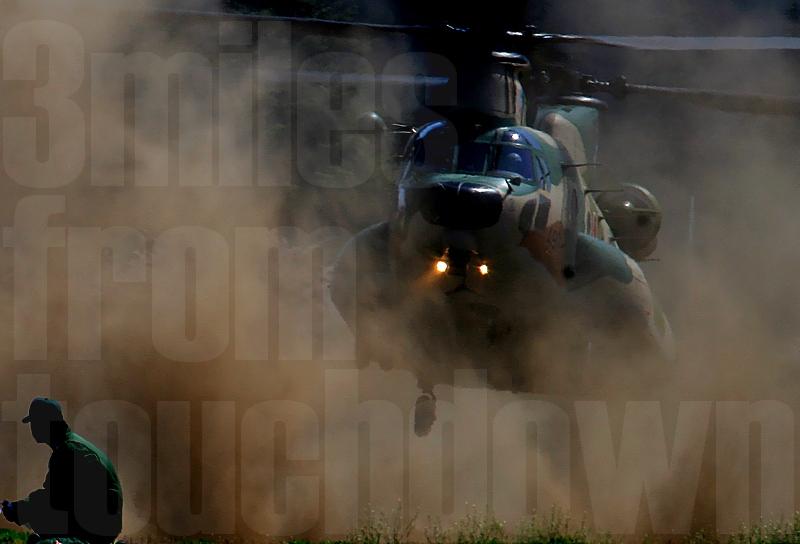 熊谷基地さくら祭り&CH-47Jチヌーク