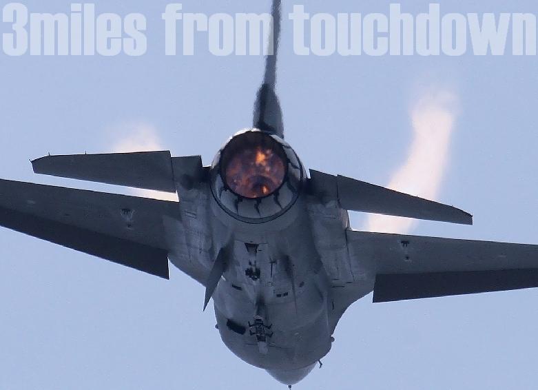 静浜基地航空祭 F-16