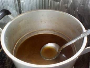 カレー味噌汁2