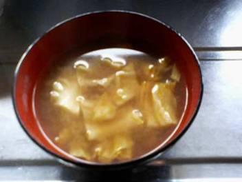カレー味噌汁3