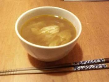 カレー味噌汁4