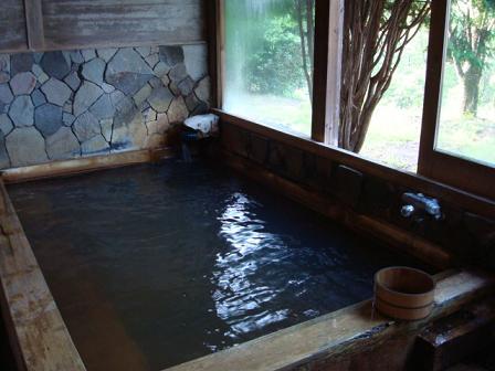 小さな浴場