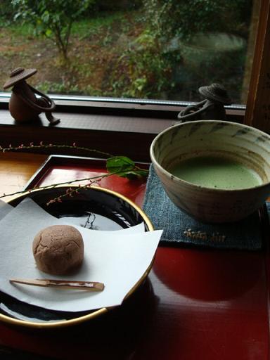 お抹茶 和菓子付き