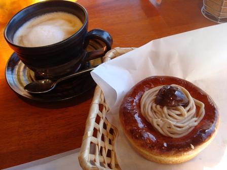 パン&カフェ・オレ