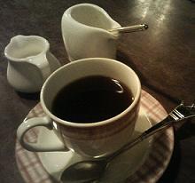 デミタスコーヒー