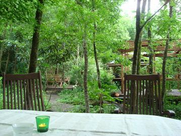 ガーデンレストラン