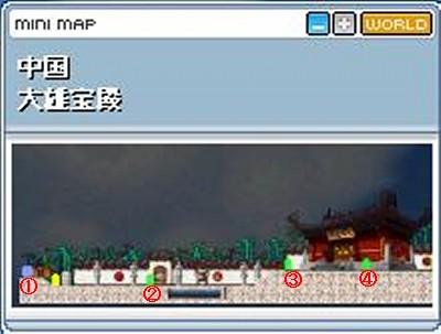 080510大雄宝殿マップ