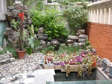 美千草の庭