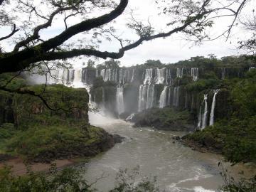 brasil-イグアス