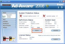 AdAware起動画面
