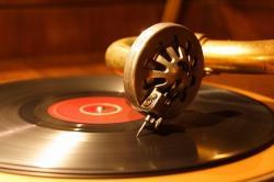蓄音機・レコード