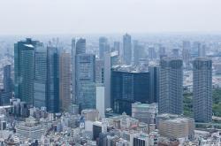 東京ビル群