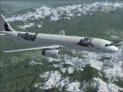 痛飛行機(●´∀`●) ゚+。:.゚アハパ.:。+゚