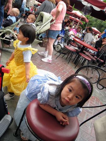 @Disney Land