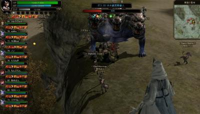 ボス狩り2