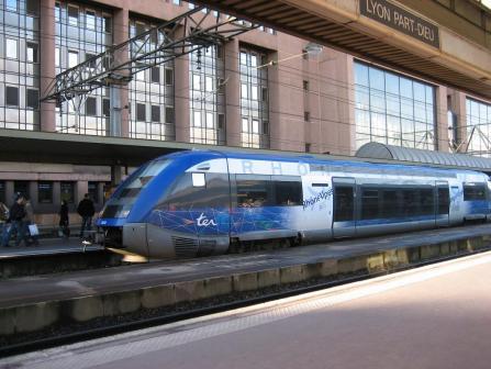 リヨン列車