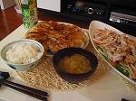 餃子&豚しゃぶ