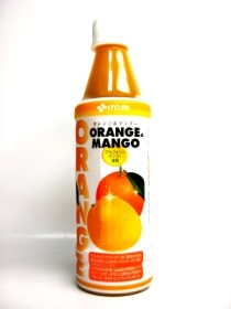 20080328 伊藤園 オレンジ&マンゴー