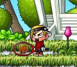 テニスプレイヤー?