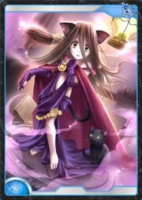 黒猫『フェルアン』(着せ替え)
