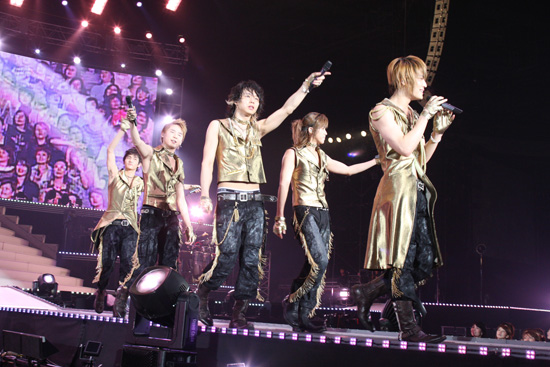 ☆Always Happy☆ 東方神起 『3rd LIVE TOUR 2008?T?』ファイナル