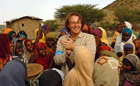 Clay in Somalia