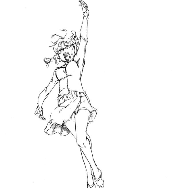 ジャンプ律子