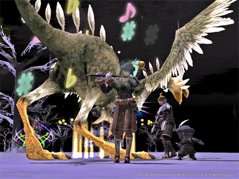 二層目のボスの大きな鳥は・・詩人です!