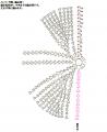 ハンチング編み図2
