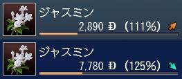 ジャスミン:ゴア→ザンジバル