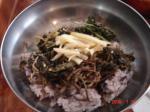 山菜定食3