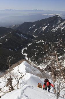 080315日の岳雪稜
