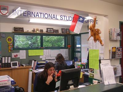 International stundet office