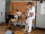 tamuraさんのオカリナ演奏 photo by nobuさん