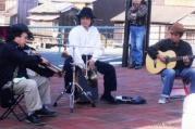 ノフタス ~ 柳井市の世界路上音楽祭にて(2006)
