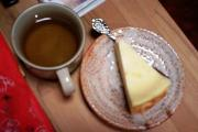MassyとNatachaの合作チーズケーキ