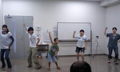 コンパニェロス踊り子5人衆