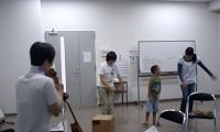 Arcoオリジナルのアグアスのダンス