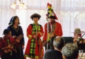 2006年 Sumiちゃん結婚式にて