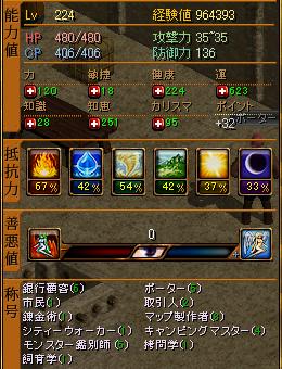 1031能力値