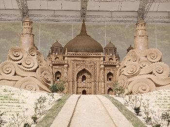 砂の美術館 045