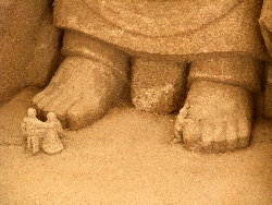 砂の美術館 017