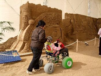 砂の美術館 034