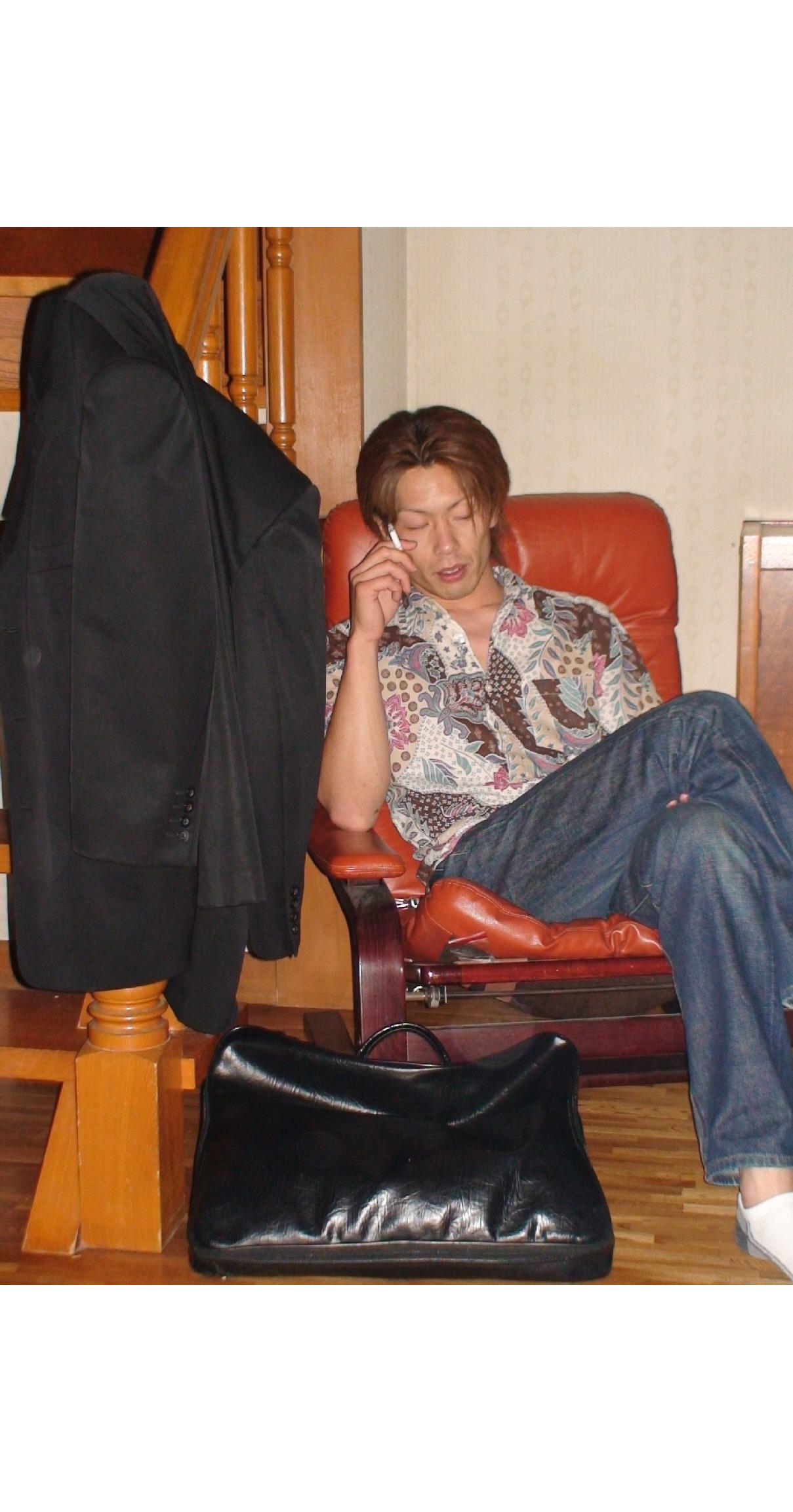 ヤマナシミライ会副理事長 INA